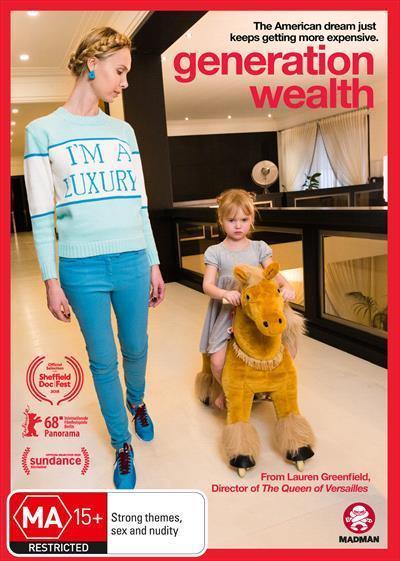 Generation Wealth (DVD)