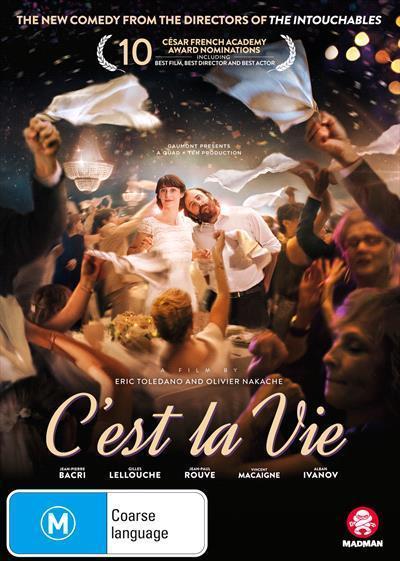 C'est lavie!(DVD)