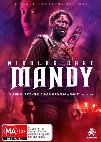 Mandy(DVD)