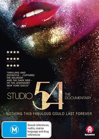 Studio 54: The Documentary (DVD)