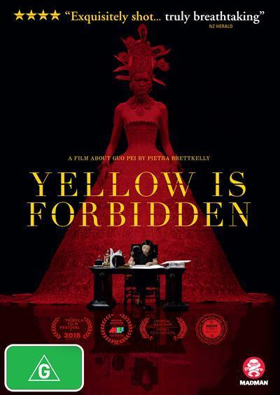 Yellow isForbidden(DVD)