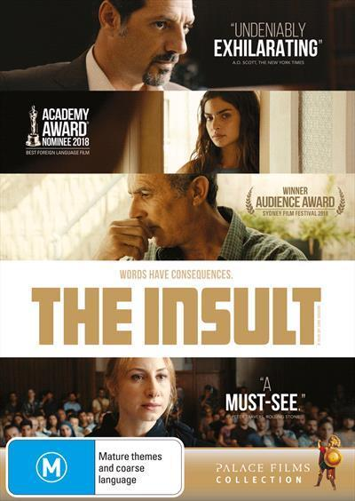 The Insult (DVD)