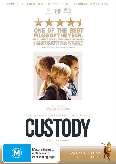 Custody (DVD)