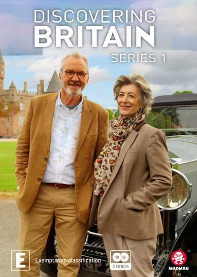 Discovering Britain: Series 1 (DVD)