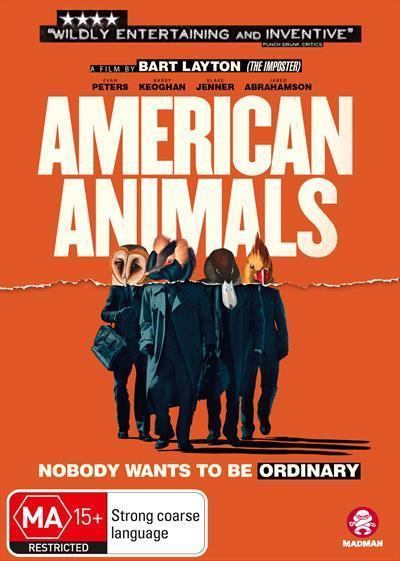 American Animals (DVD)