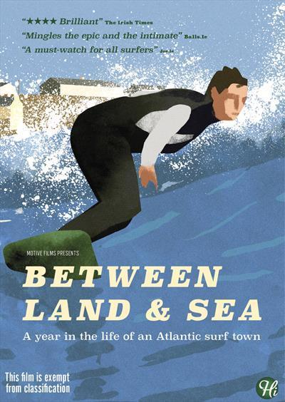 Between Land And Sea (DVD)