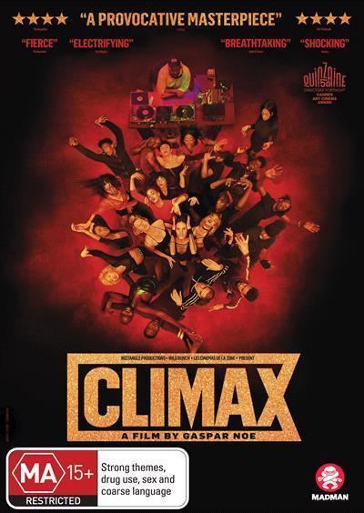 Climax (DVD)
