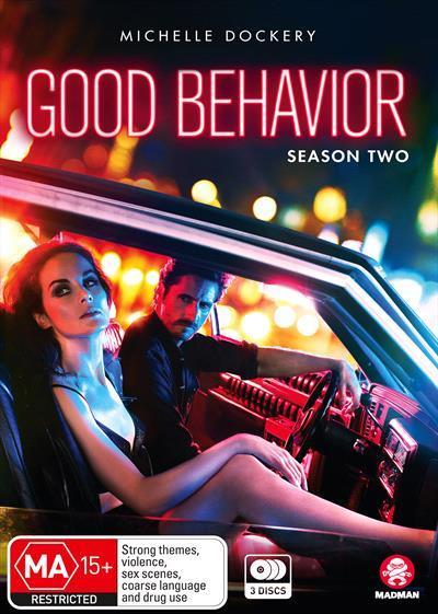 Good Behavior: Season 2 (DVD)