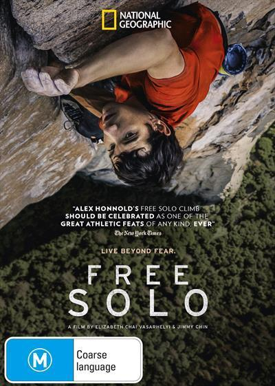 FreeSolo(DVD)