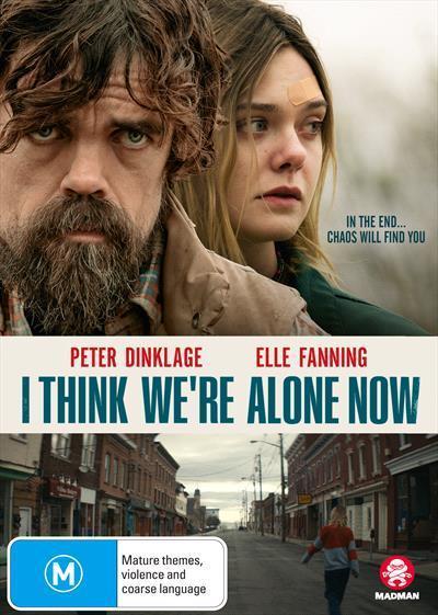 I Think Were AloneNow(DVD)
