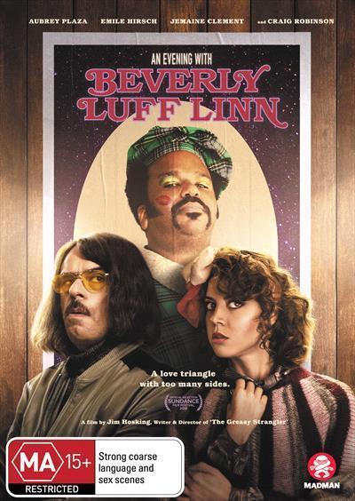 An Evening With Beverly Luff Linn (DVD)