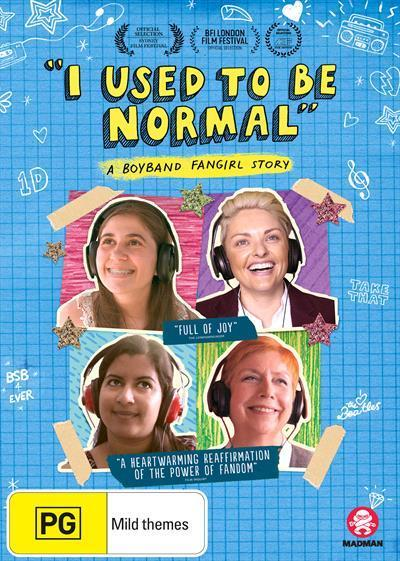 I Used To Be Normal: A Boyband Fangirl Story (DVD)