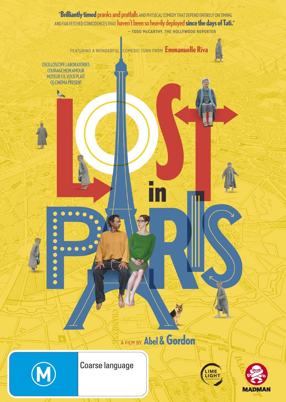 Lost inParis(DVD)