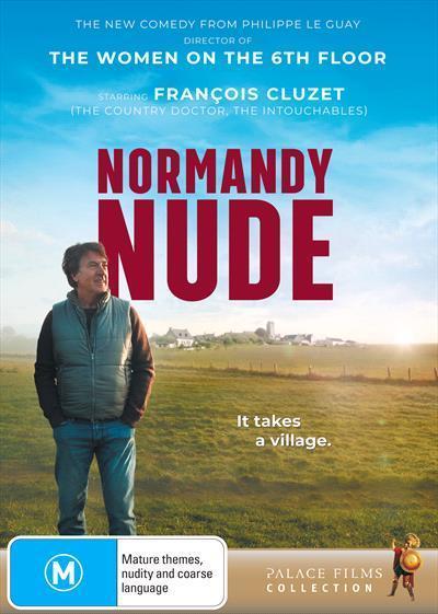 Normandy Nude (DVD)