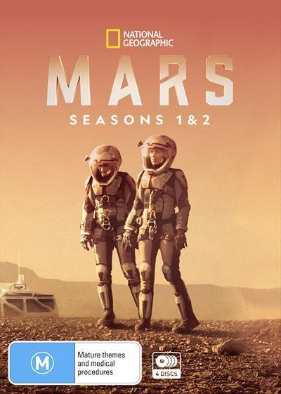 Mars: Season1-2(DVD)