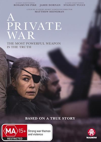 A Private War (DVD)