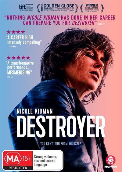 Destroyer(DVD)