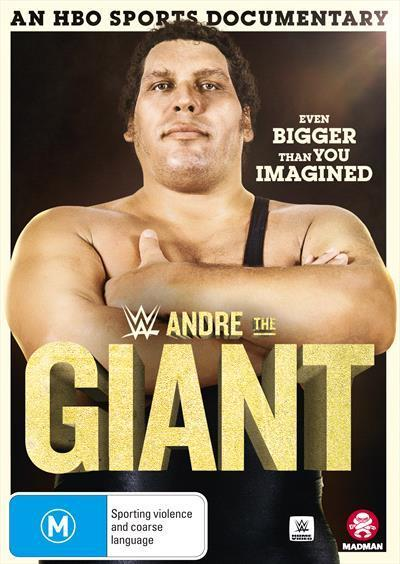 Andre the Giant (DVD)