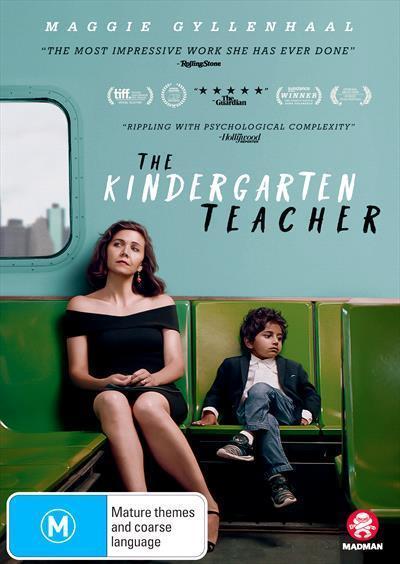 The KindergartenTeacher(DVD)