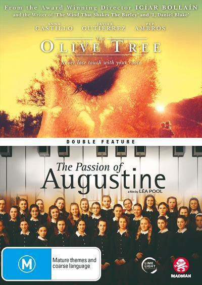 Passion Of Augustine/OliveTree(DVD)