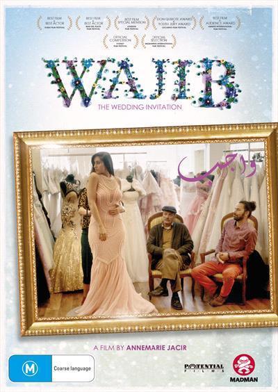 Wajib: The WeddingInvitation(DVD)