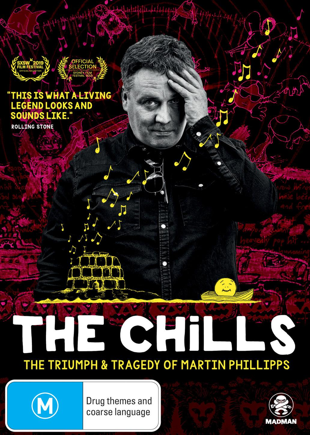 The Chills: The Triumph & Tragedy of Martin Phillipps (DVD)