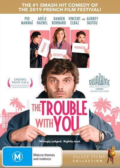 The Trouble WithYou(DVD)