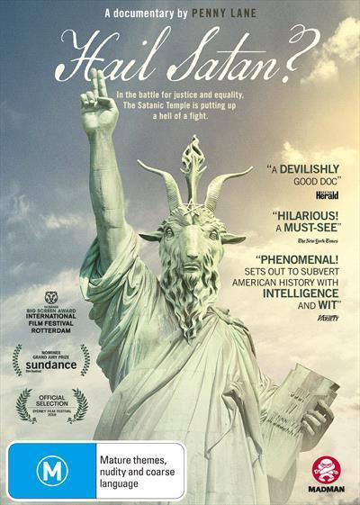 HailSatan?(DVD)