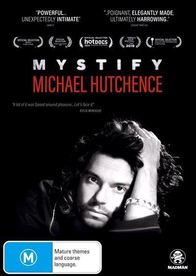 Mystify: Michael Hutchence (DVD)
