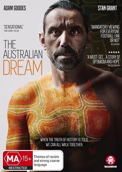 The AustralianDream(DVD)