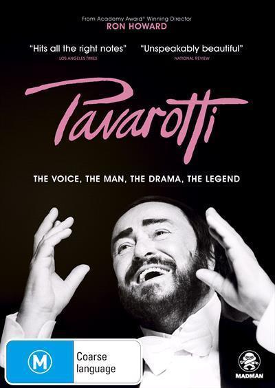 Pavarotti(DVD)