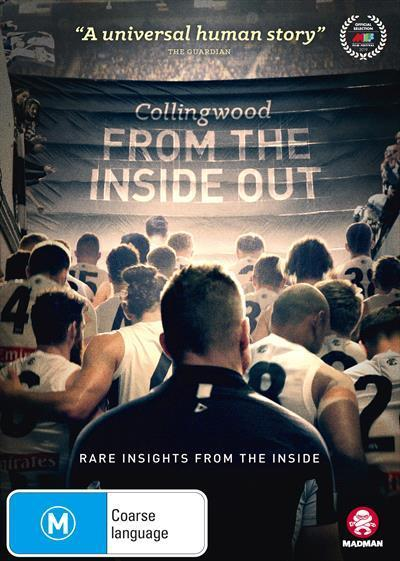 Collingwood: From the Inside Out (DVD)