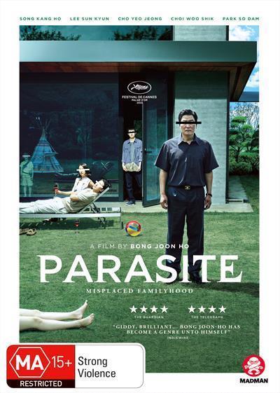 Parasite(DVD)