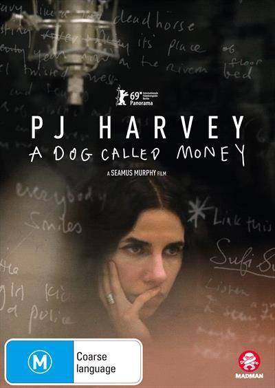 PJ Harvey: A Dog CalledMoney(DVD)