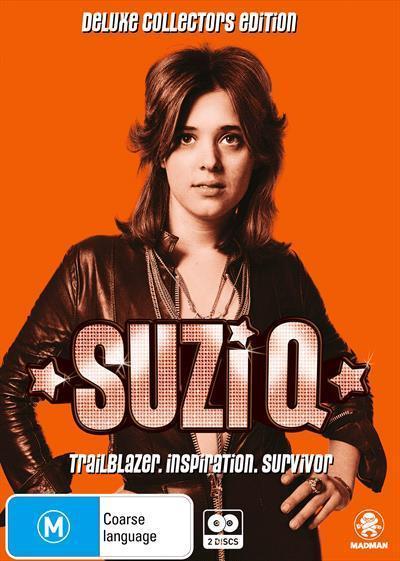 SuziQ(DVD)