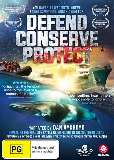 Defend, Conserve, Protect (DVD)