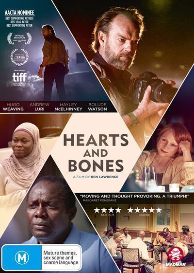 Hearts andBones(DVD)