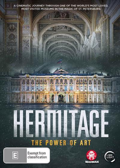 Hermitage: The Power of Art (DVD)