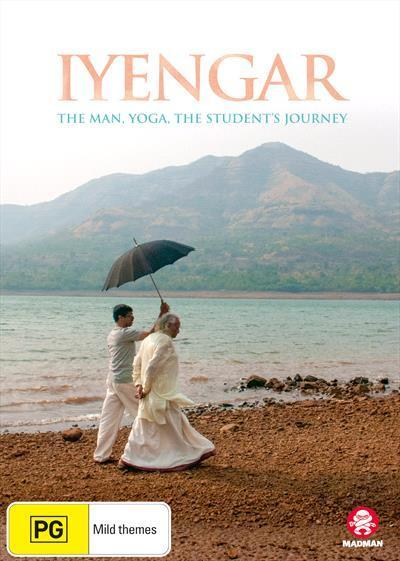 Iyengar: The Man, Yoga, the Student's Journey (DVD)
