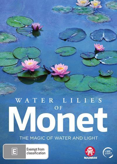 Water Lilies ofMonet(DVD)