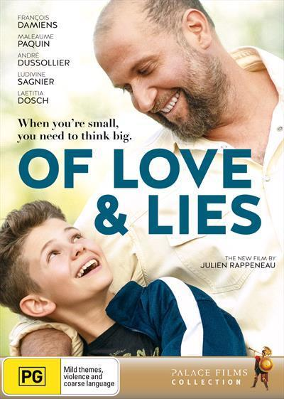 Of Love and Lies (DVD)