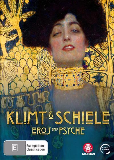 Klimt and Schiele: Eros and Psyche (DVD)
