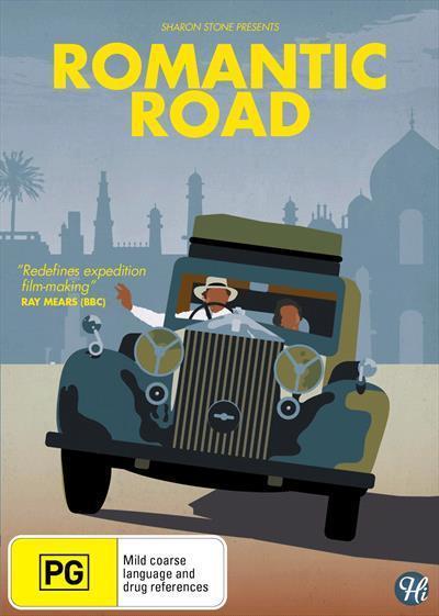 Romantic Road (DVD)
