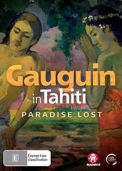 Gauguin in Tahiti: ParadiseLost(DVD)