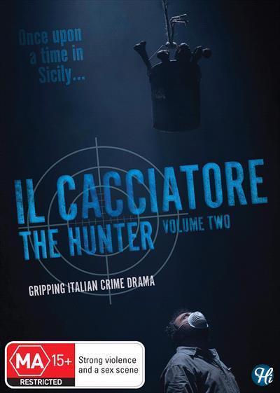 Il Cacciatore: Volume2(DVD)