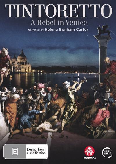 Tintoretto: A Rebel in Venice (DVD)