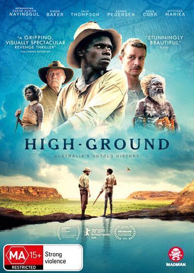 HighGround(DVD)