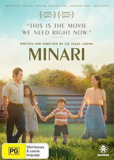 Minari(DVD)