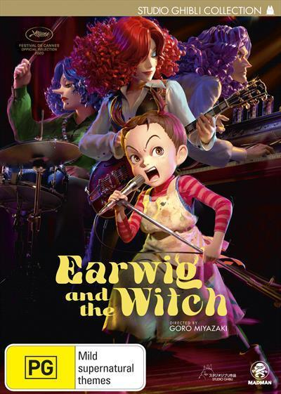 Earwig and theWitch(DVD)