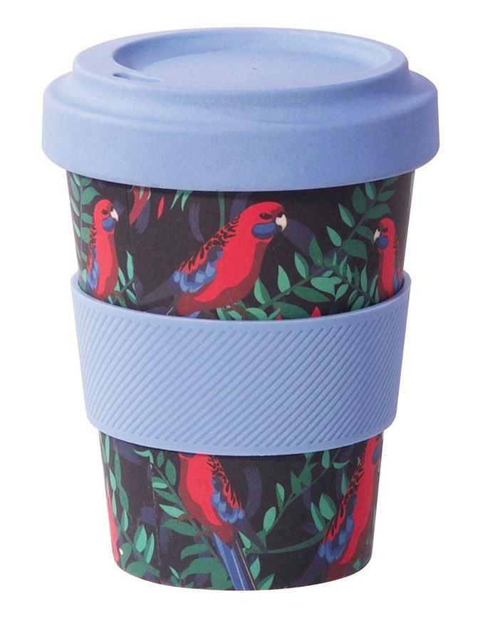 Australian Bird Collection: Bamboo eCup(differentdesigns)
